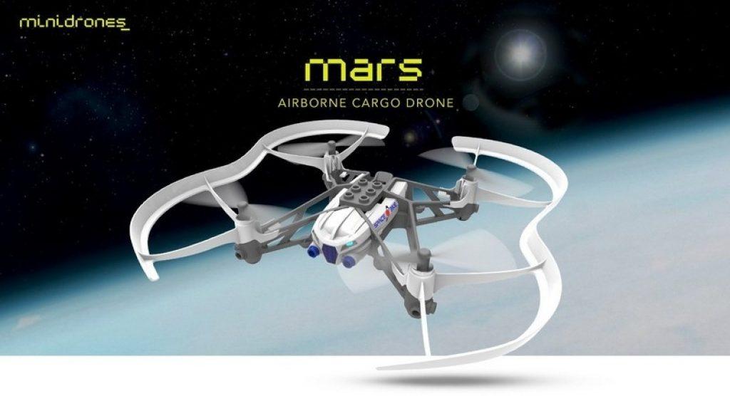 Parrot Cargo Mars_drone nello spazio