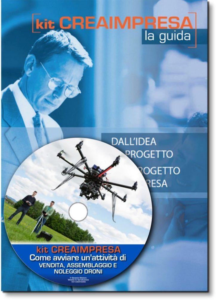 Come Fare Business con i Droni_CD con software