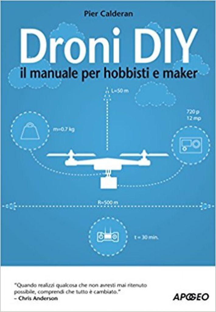 Guide sull'utilizzo dei droni_Droni DIY