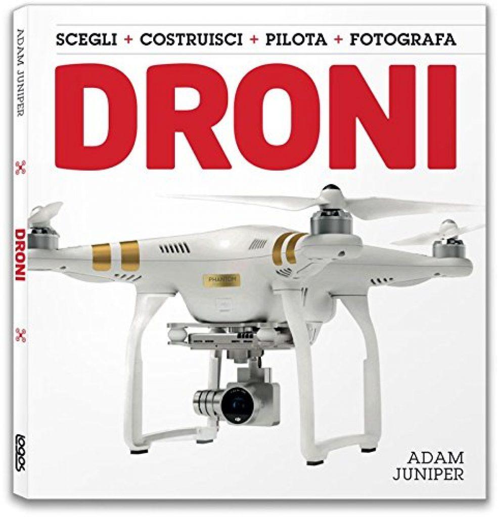 Guide sull'utilizzo dei droni_copertina anteriore