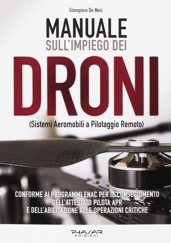 Guide sull'utilizzo dei droni_manuale sull'impiego dei droni