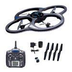 ODS 37928 Radiofly Space Light 60_Drone con telecomando e accessori