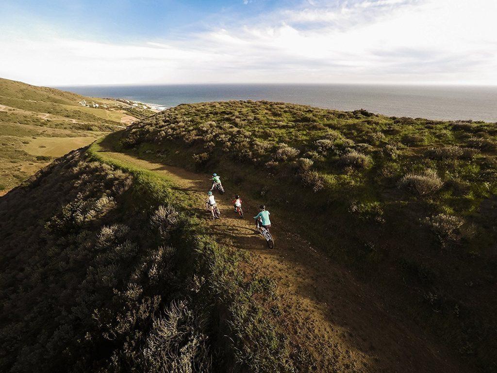 GoPro Karma foto panoramica vista dal drone