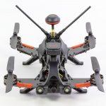 Walkera 250 pro foto drone vista frontale
